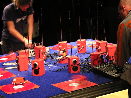 STAALPLAAT SOUNDSYSTEM PRES. YOKOMONO (NL)